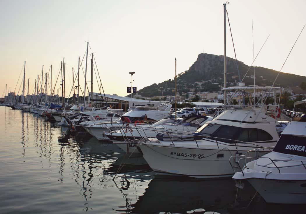 Port w Estartit