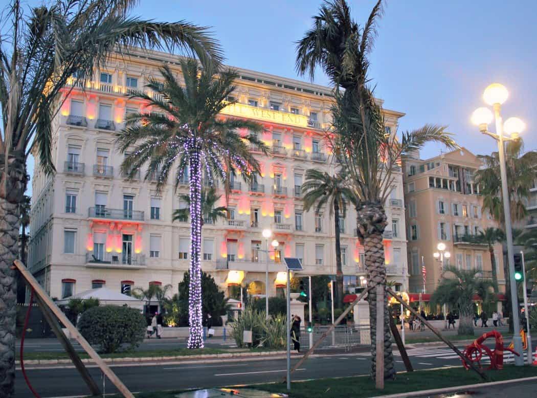 Atrakcje Nicei