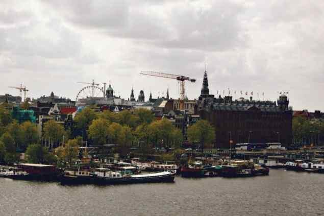 Amsterdam wiosna