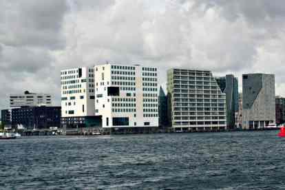 Nowe dzielnice Amsterdamu