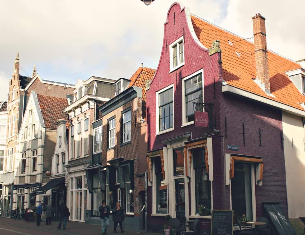 Zwiedzanie Holandii - Haarlem