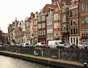 Wypad do Amsterdamu