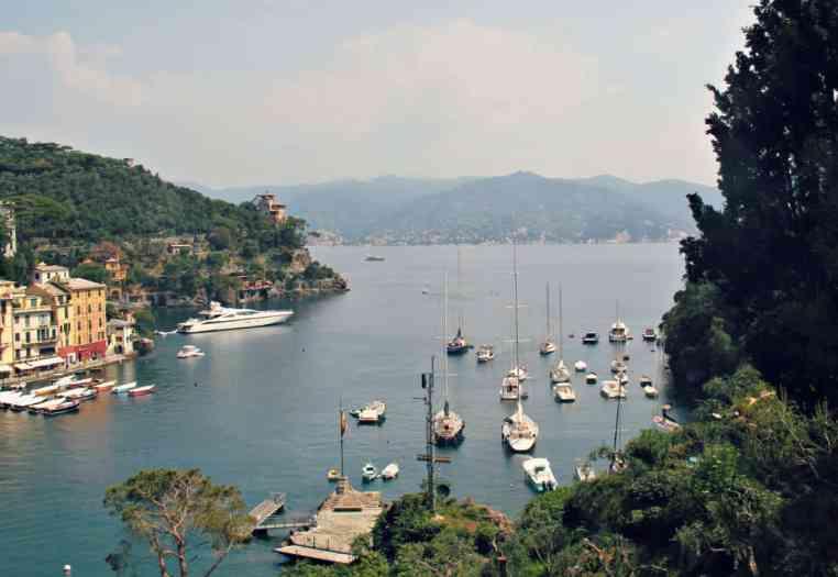 Okolice Portofino
