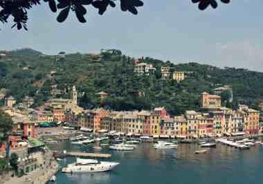 Portofino - Wlochy z dzieckiem