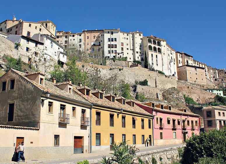 Cuenca zwiedzanie