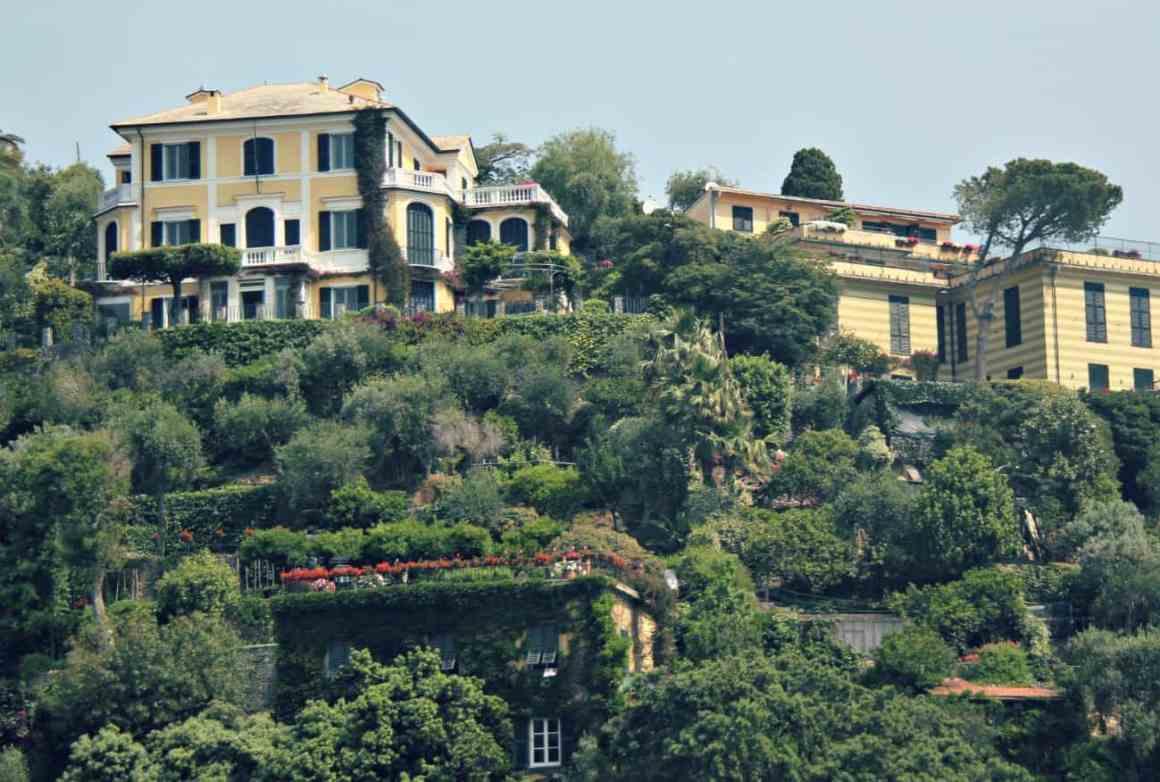Zwiedzanie Włoch - Portofino