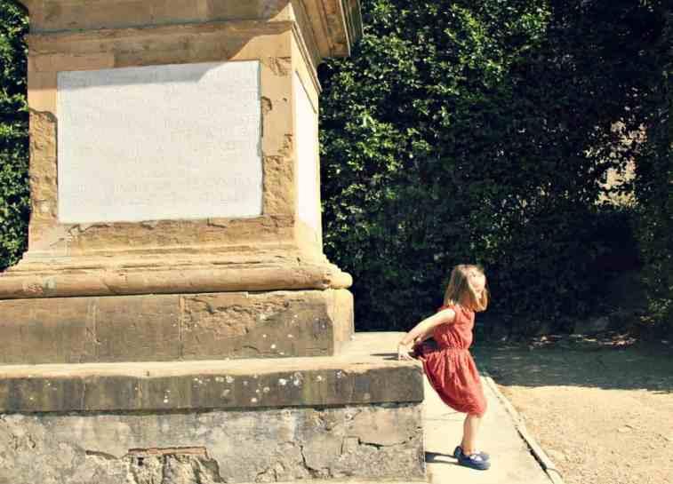 Florencja z dziećmi