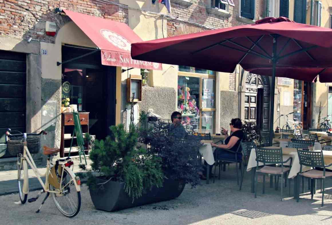 Lucca - restauracje