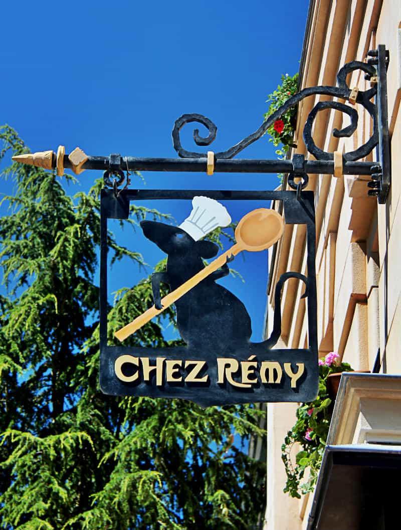 Restauracje w Disney Studios