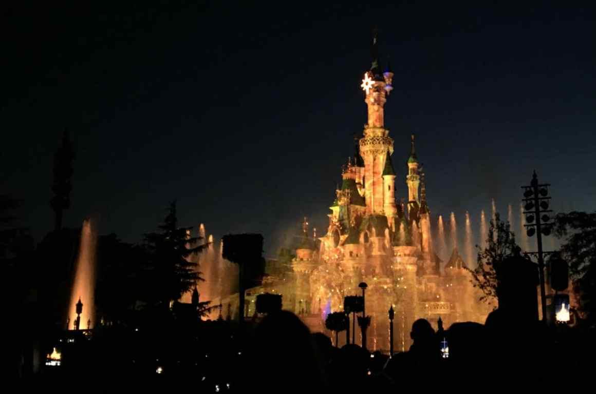 Magia Disneylandu