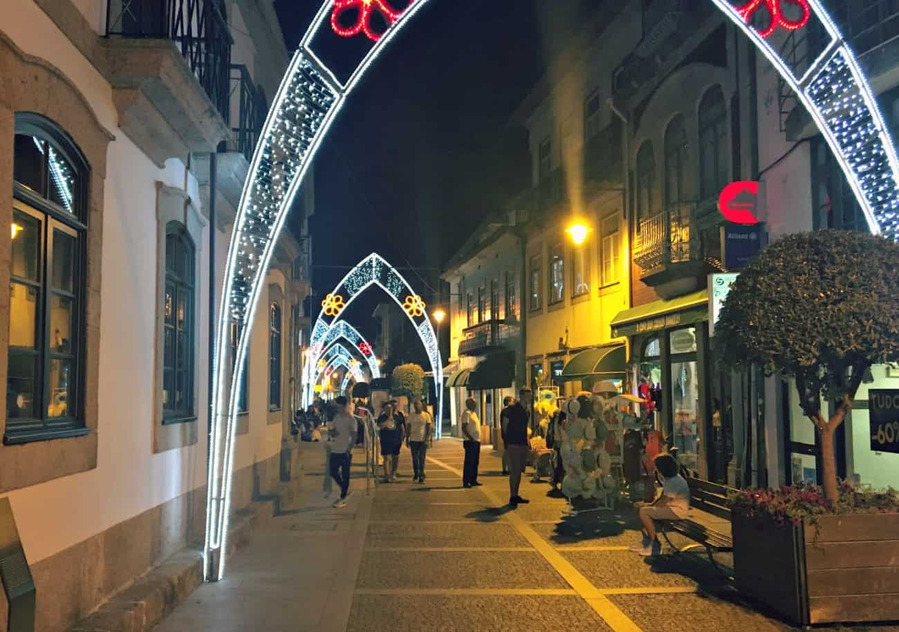 Esposende - wakacje w Portugalii