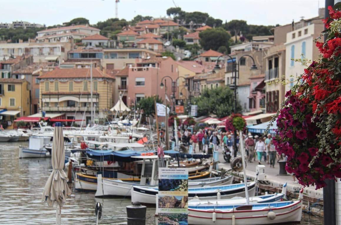 Marsylia i okolice - Cassis