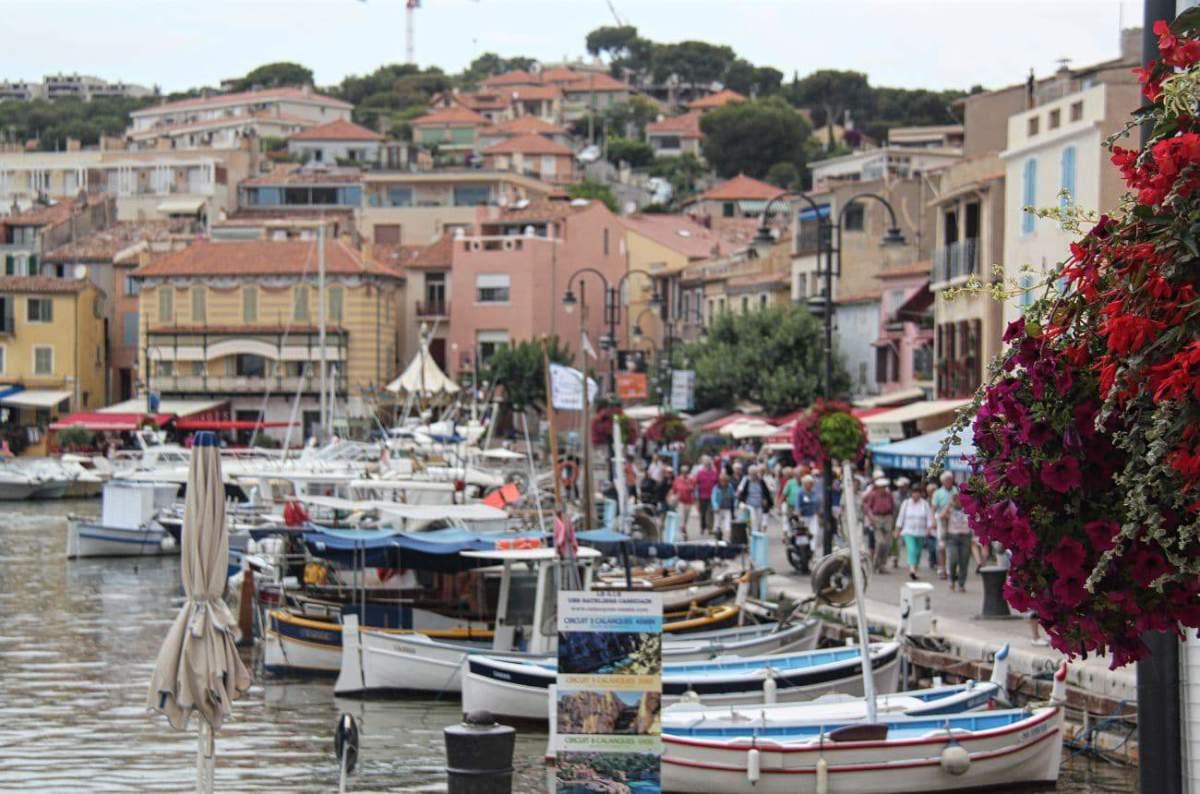 Okolice Marsylii - plaże i urocze miasteczka