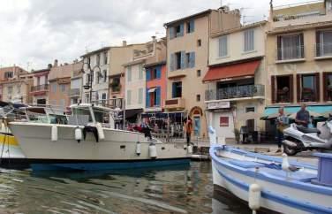 Okolice Marsylii - Cassis