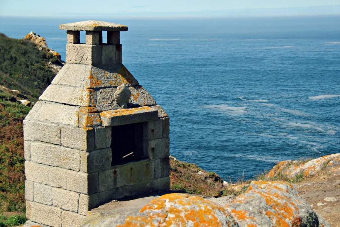 Galicja z dzieckiem - wyspy Cies