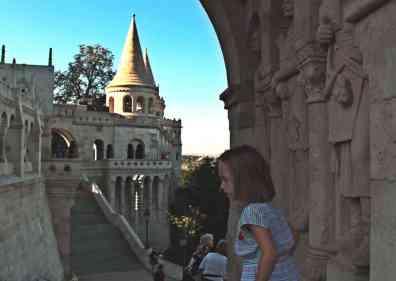 Weekend z dzieckiem w Budapeszcie