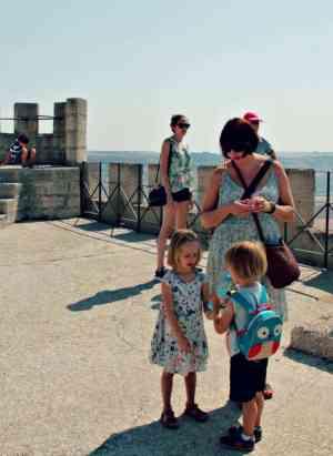 Bliźniaki w podróży - Kastylia