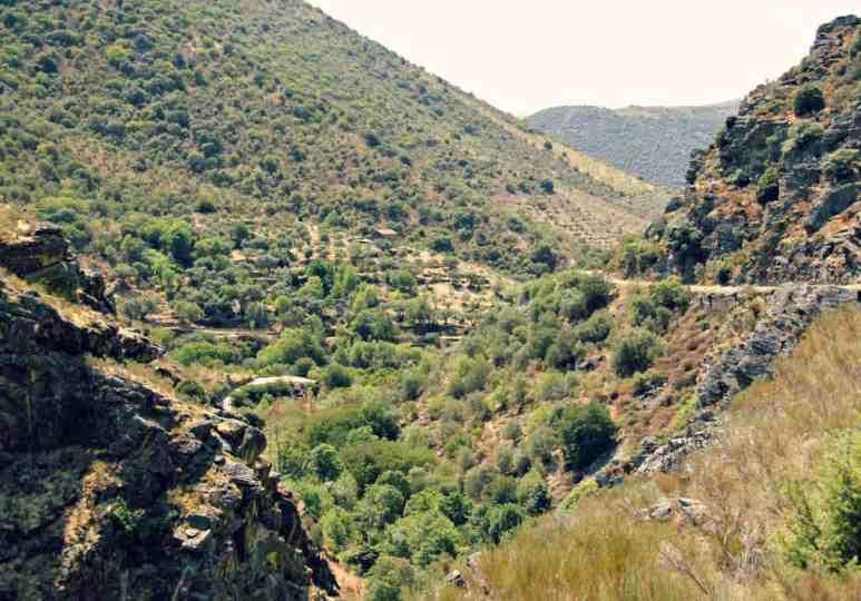 Szlaki piesze w Arribes