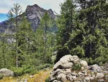 Szlaki w Alpach Poludniowych-min