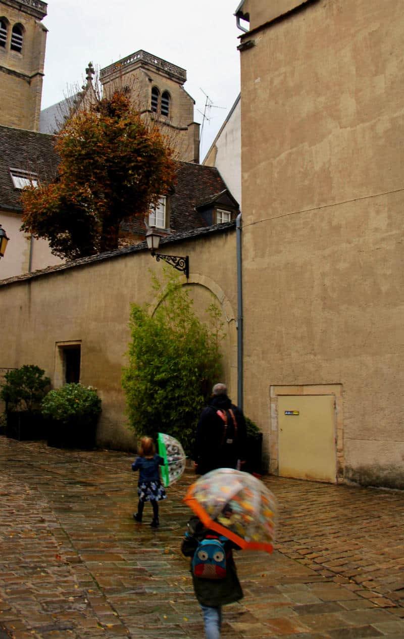 Deszczwowo - Dijon