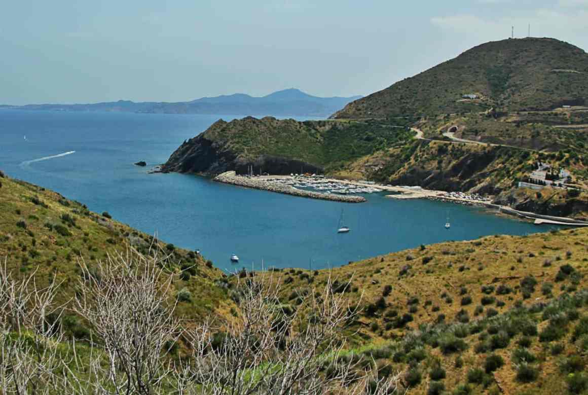 Zwiedzanie Południowej Francji - na granicy z Hiszpanią