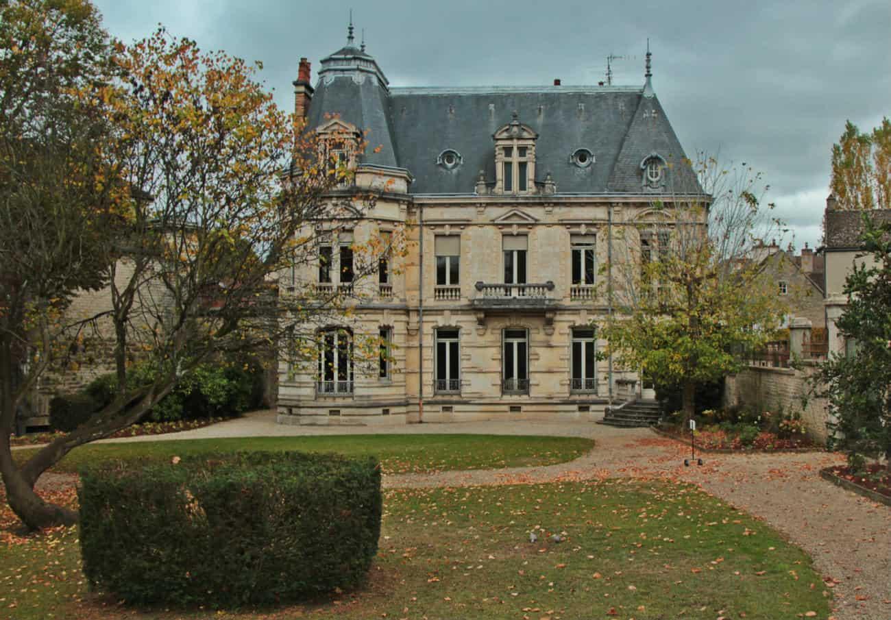 Jesienna Burgundia - Beaune