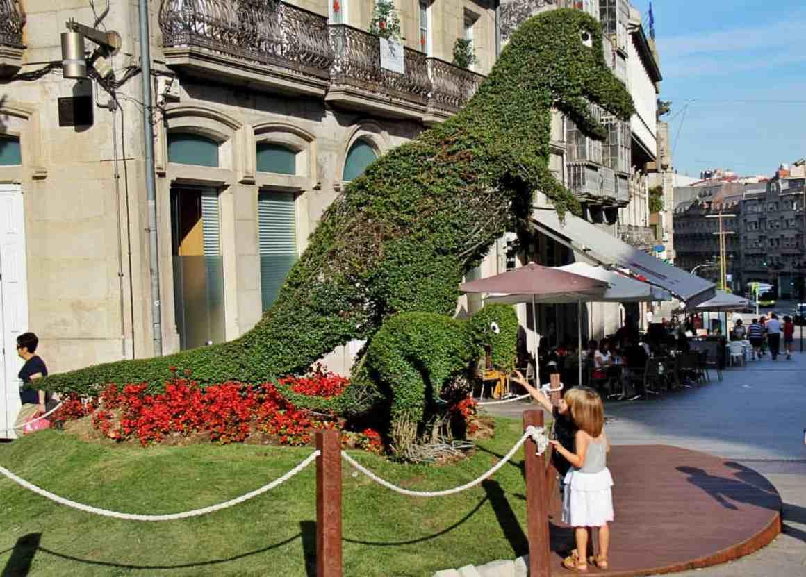 Zwiedzanie Vigo - wakacje w Hiszpanii - Galicja