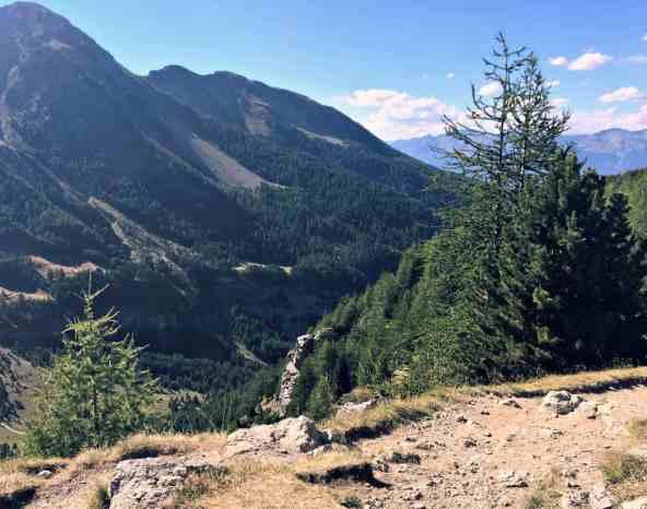 Alpy Poludniowe z dzieckiem
