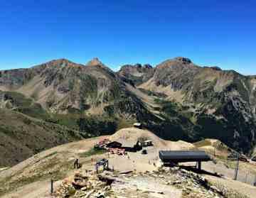Alpy Prowansalskie latem