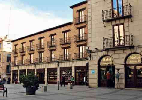 Hotele w Toledo