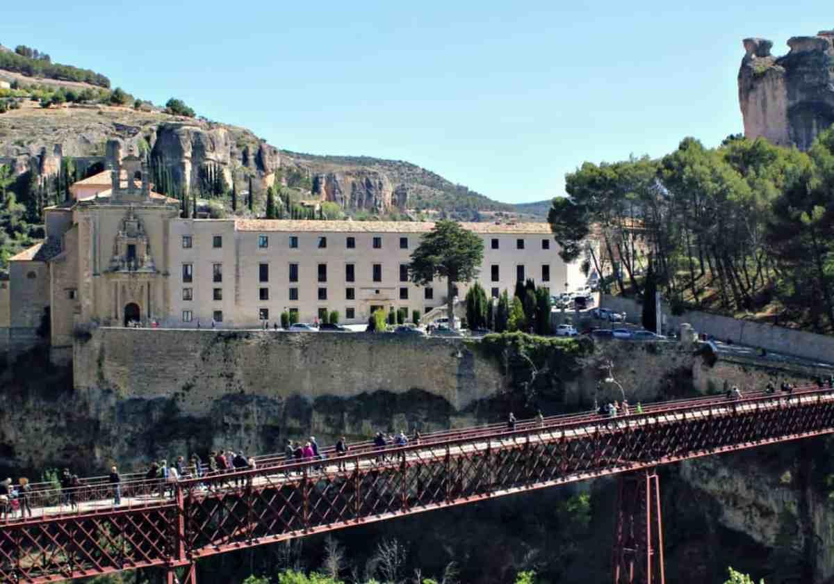 Paradores - klimatyczne noclegi w Hiszpanii