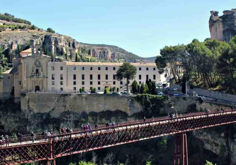 Klimatyczne noclegi w Hiszpanii - Cuenca
