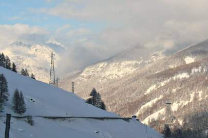 Pragelato - Piemont- narty we Wloszech
