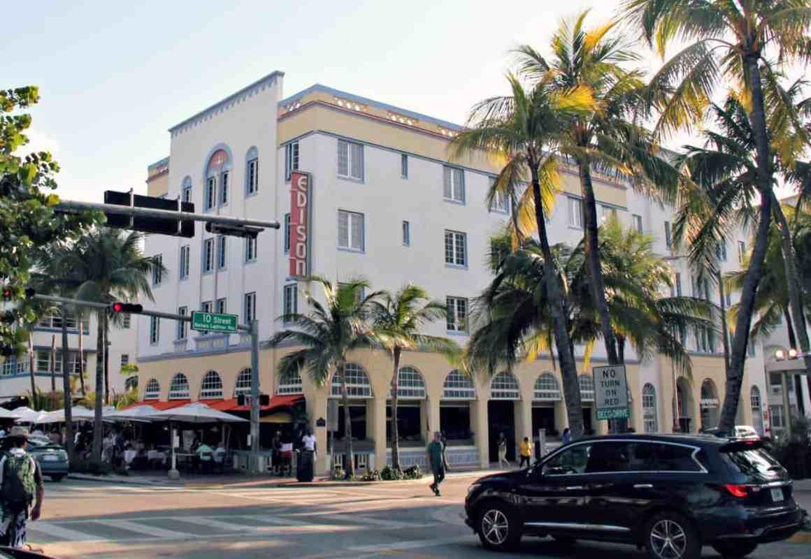 Zwiedzanie Miami - Art Deco