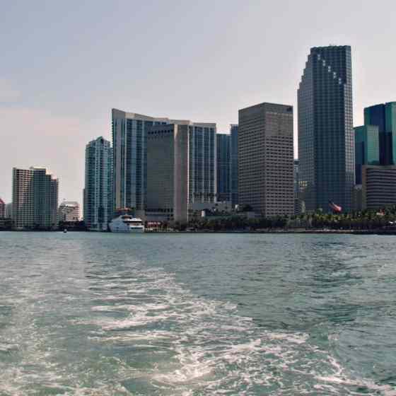 Zwiedzanie Miami