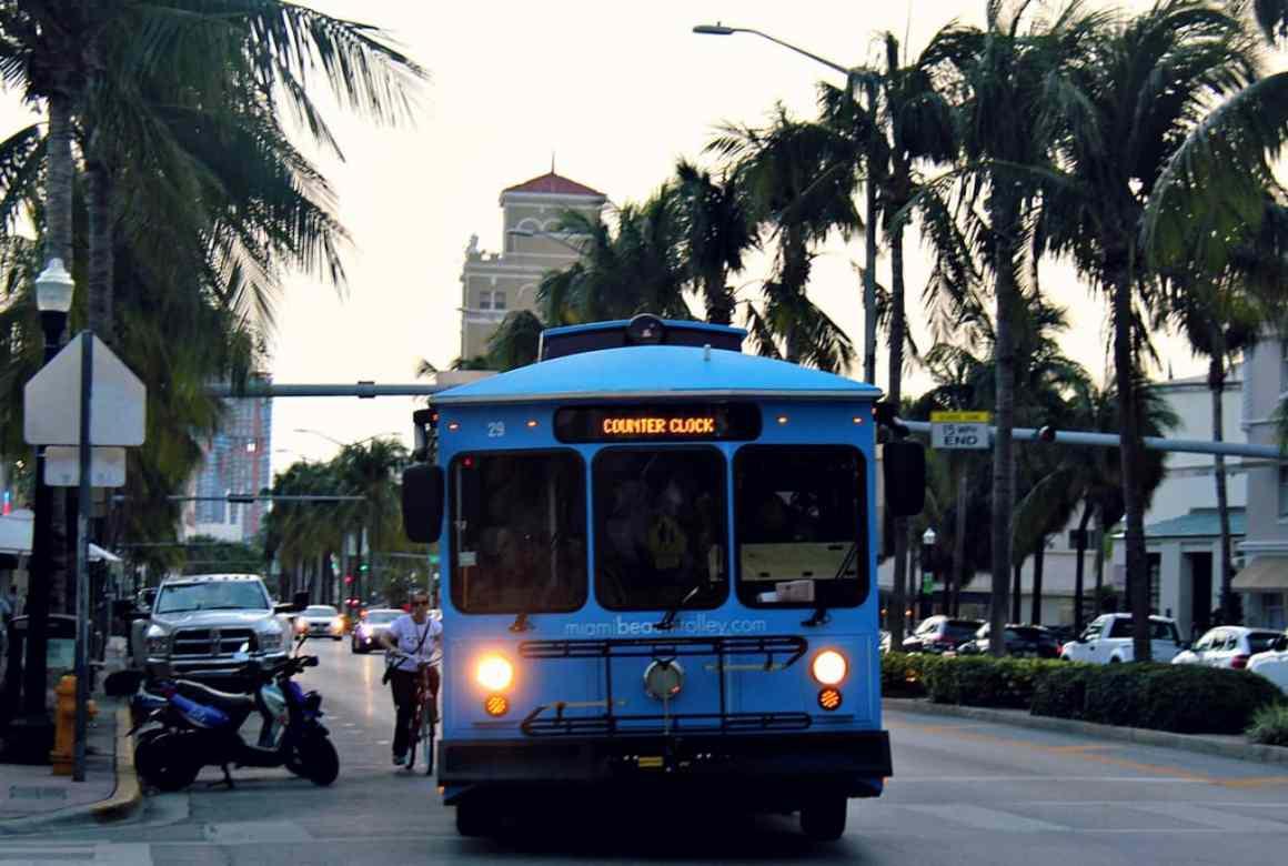 transport w Miami