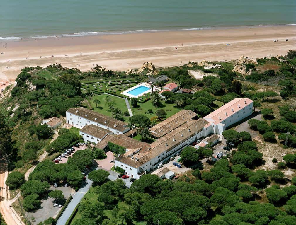 wakacje na Costa de la luz - Parador