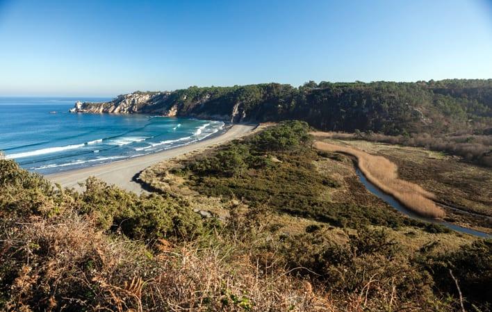 Asturias - wakacje w Hiszpanii