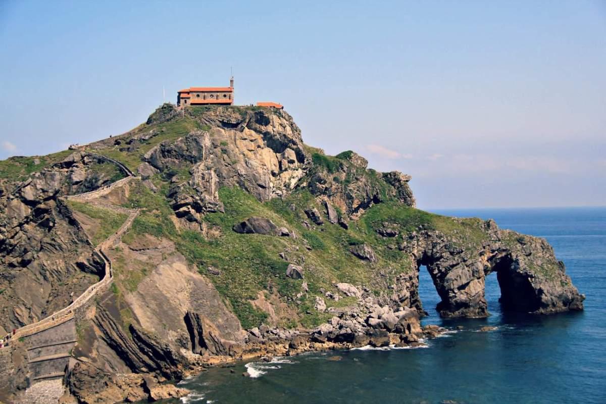 San Juan de Gaztelugatxe i najpiękniejsze plaże Kraju Basków