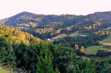 wzgorza Kraju Baskow