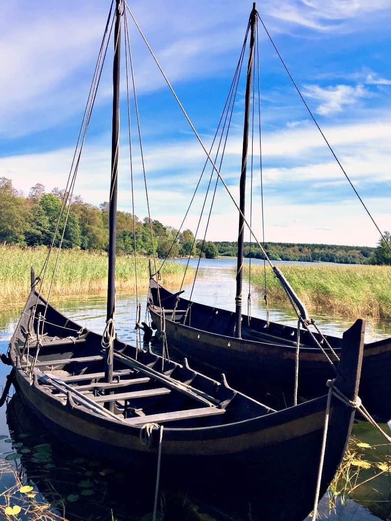 Wyspa wikingow - Szwecja z dziecmi