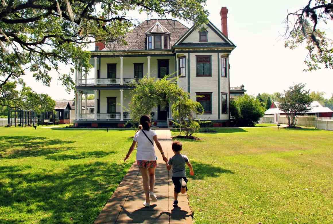 zwiedzanie Teksasu - park historyczny