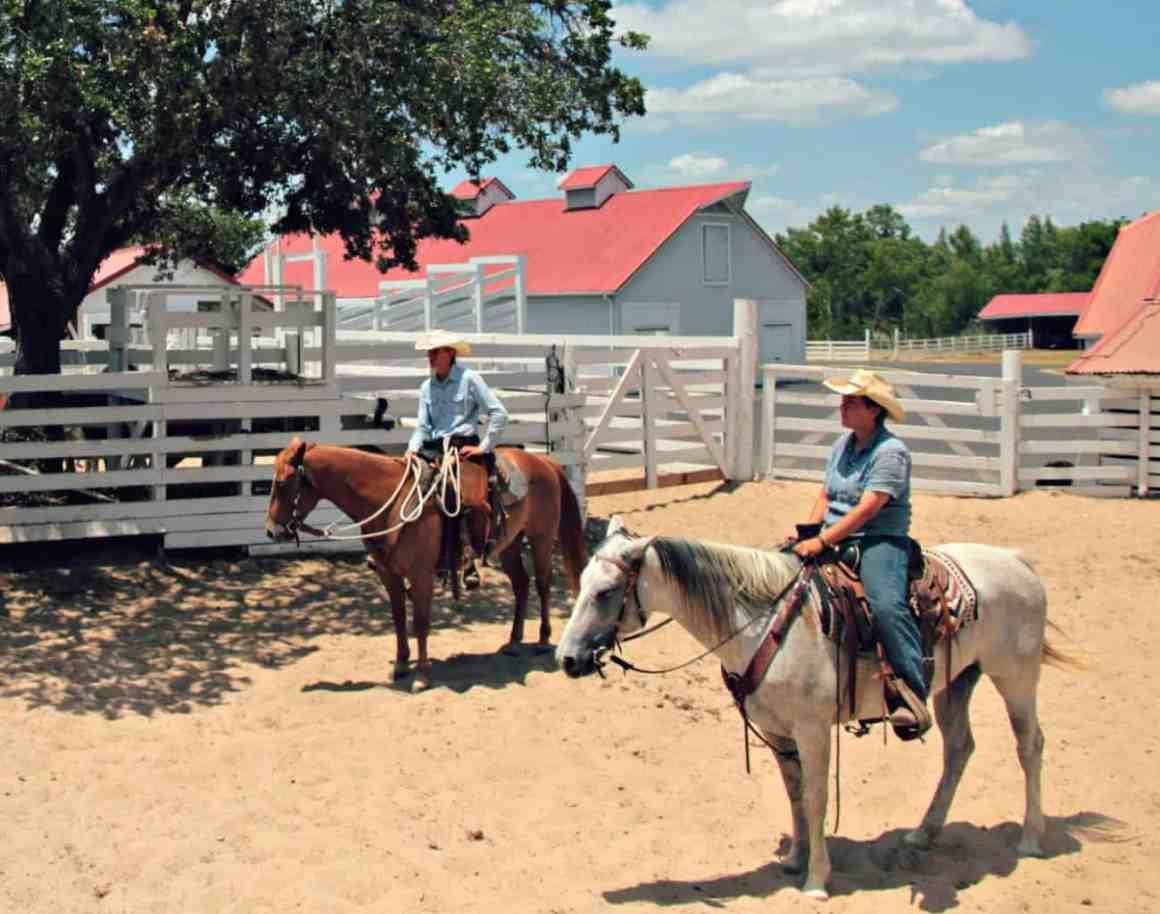 zwiedzanie Teksasu - rancho