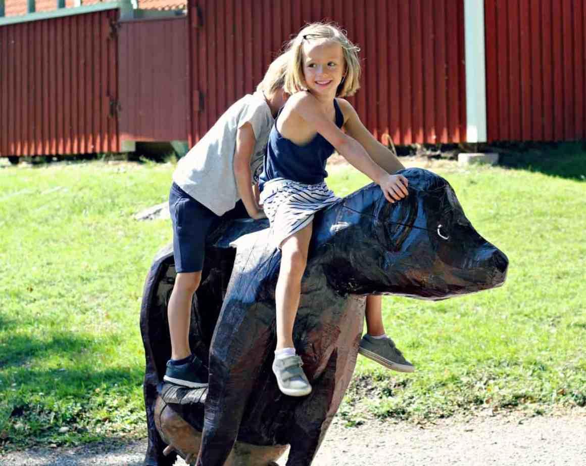 Szwecja z dziecmi