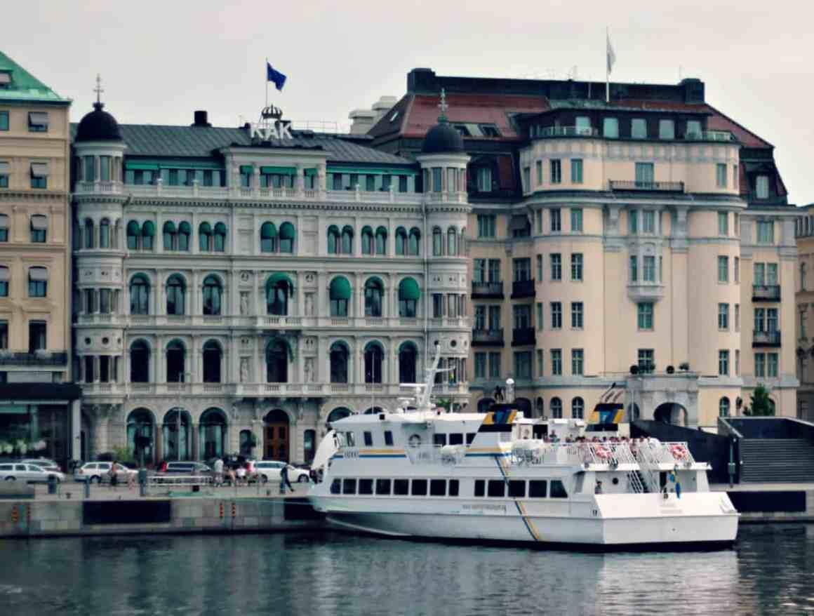 Sztokholm co zwiedzac