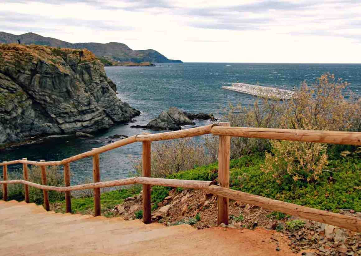 szlaki trekkingowe na Costa Brava