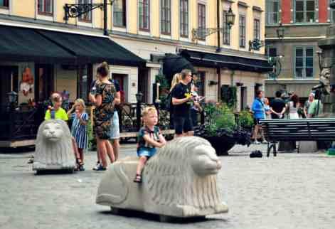 Sztokholm dla dzieci