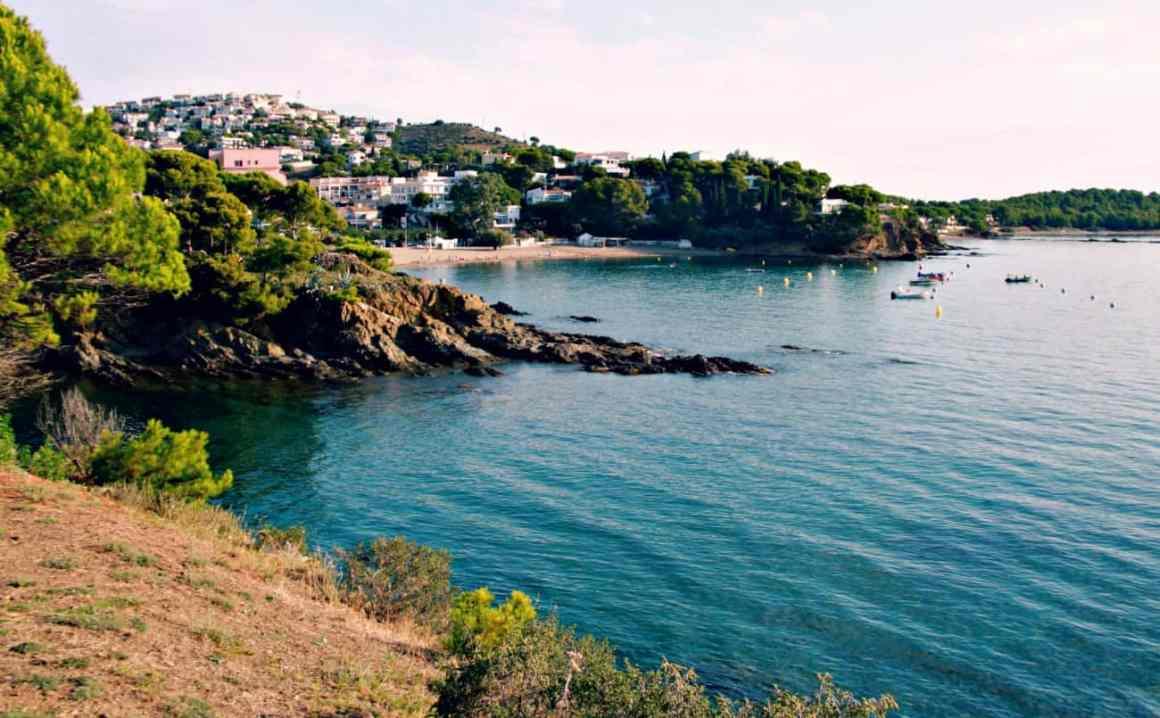 Najładniej na Costa Brava - Llanca