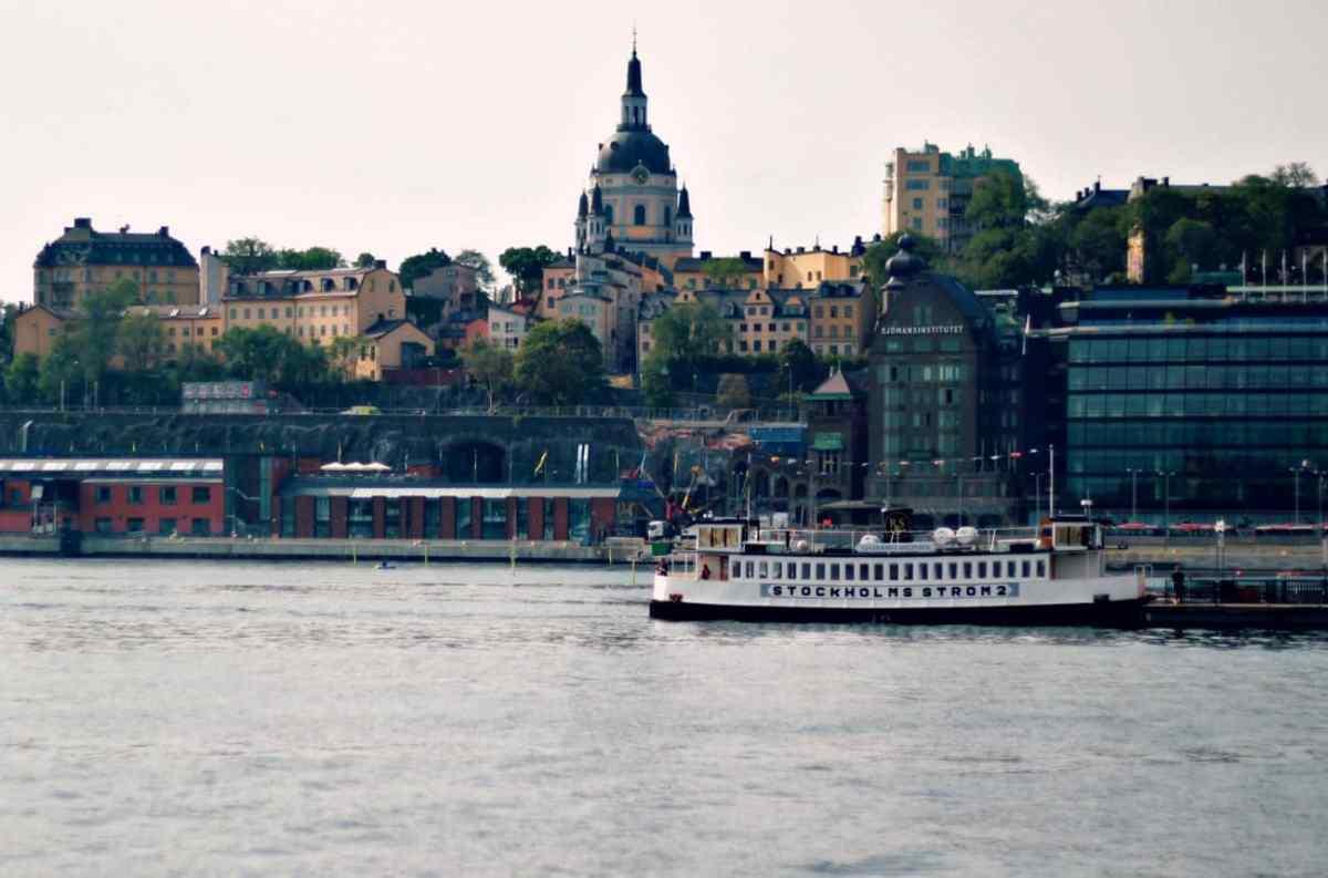 Wypad do Sztokholmu - informacje praktyczne