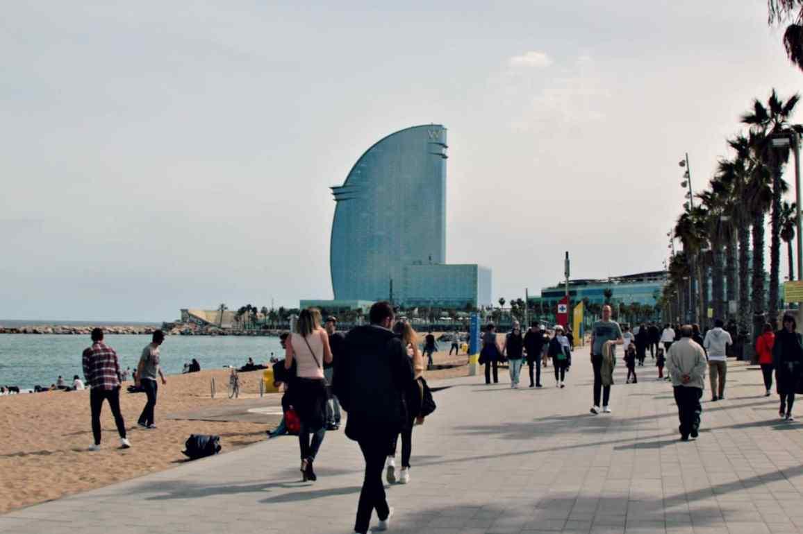 hotele w Barcelonie